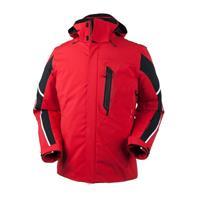 True Red Obermeyer Cronus Jacket Mens