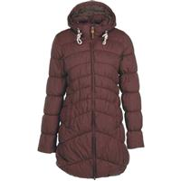 Truffle Red ONeill Adventure Control Jacket Womens