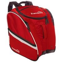 Transpack TRV Ballistic Pro Boot Bag - Red / Silver