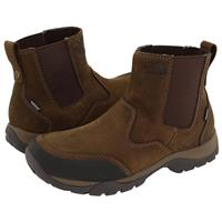 Tumeric Brown / Demitasse Brown The North Face Missoula Pull One Winter Boots Mens