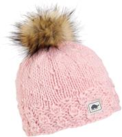 Turtle Fur Toddler Hazel Pom Beanie - Girl's