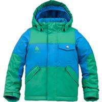 Turf/Blue Ray Burton Minishred Fray Jacket Boys