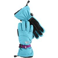 Turquoise Blue / Premiere Purple The North Face Montana Gloves Girls