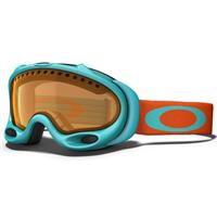 Turquoise Fire Frame / Persimmon Lens (57 226) Oakley A Frame Goggle