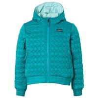 Turquoise Patagonia Inoa Jacket Girls
