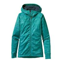 Turquoise Patagonia Slopestyle Hoody Womens