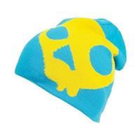 Turquoise Skullcandy WTF Beanie Mens