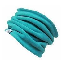 Turquoise Turtle Fur Chelonia 150 Double Layer Neckwarmer