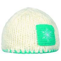 Turquoise Tutrle Fur Sugar Hat Girls