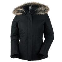 Black Obermeyer Tuscany Jacket Womens
