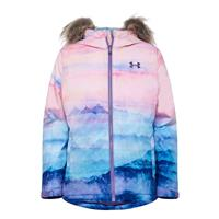Under Armour Laila Print Jacket - Girl's