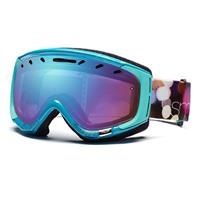 Ultramarine Night Out Frame with Sensor Mirror Lens Smith Phase Goggle Womens