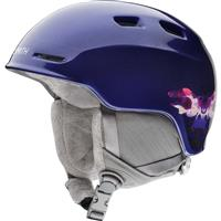 Ultraviolet Inkblot Smith Zoom Junior Helmet Youth