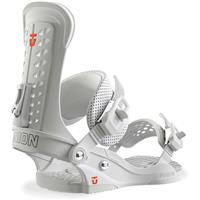 White Union Force Snowboard Bindings Mens