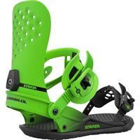 Union Strata Snowboard Bindings - Men's - Acid Green