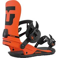 Union Strata Snowboard Bindings - Men's - Union Orange