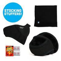 Fleece Ear Warmer Combo Bundle