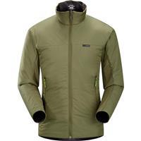 Utility Green Arcteryx Aphix Jacket Mens