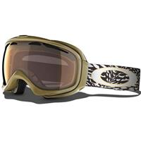 Verve Frame / Gold Iridium Lens (57 361) Oakley Marie France Roy Elevate Goggle Womens