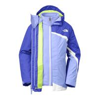 Vibrant Blue The North Face Mountain View Triclimate Jacket Girls