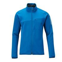 Vibrant Blue X Salomon Lay Back II Full Zip Mens