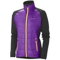 Vibrant Purple / Black Marmot Variant Jacket Womens