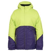 Violet Colorblock 686 Wendy Insulated Jacket Girls