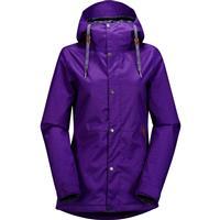 Violet Volcom Bolt Insulated Jacket Womens