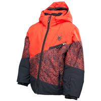 Volcano/Volcano Tangled/Black Spyder Mini Ambush Jacket Boys