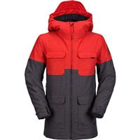 Volcom Blocked Insulated Jacket - Boy's