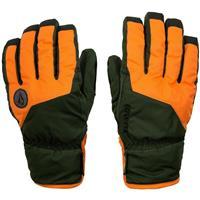 Vintage Green Volcom CP2 Glove Mens