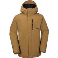 Volcom L Insulated Gore Tex Jacket Mens