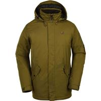 Volcom Padron Insulated Jacket - Men's - Moss