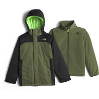 Terrarium Green The North Face Vortex Triclimate Jacket Boys