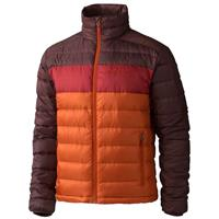 Warm Spice/Red Night Marmot Ares Jacket Mens