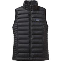 Black (BLK) Patagonia Down Sweater Vest Womens