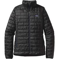 Black (BLK) Patagonia Nano Puff Jacket Womens
