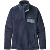 Patagonia Re-Tool Snap-T Pullover - Women's - Stone Blue / Classic Navy X-Dye (SOCX)