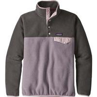 Smokey Violet (SVIL) Patagonia Lightweight Synchilla Snap T Pullover Womens