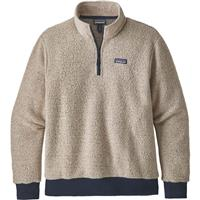 Patagonia Woolyester Fleece Pullover - Men's - Oatmeal Heather