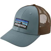 Patagonia P-6 Logo LoPro Trucker Hat - Men's - Shadow Blue (SDAB)