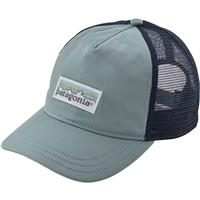 Cadet Blue (CADB) Patagonia Pastel P 6 Label Trucker Hat Womens