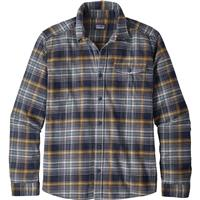 Patagonia Long Sleeve Lightweight Fjord Flannel Shirt - Men's