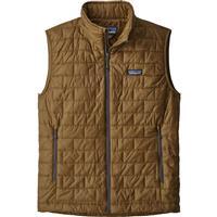 Coriander Brown (COI) Patagonia Nano Puff Vest Mens