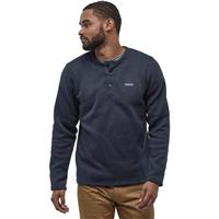 Patagonia Better Sweater Henley Pullover - Men's - New Navy (NENA)
