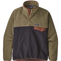 Sage Khaki Patagonia Lightweight Synchilla Snap T Pullover Mens