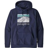 Patagonia Line Logo Ridge Uprisal Hoody Mens