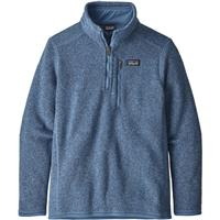 Patagonia Better Sweater 1/4 Zip - Boy's - Woolly Blue