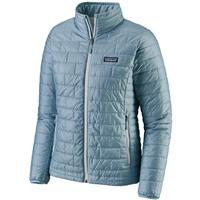 Big Sky Blue Patagonia Nano Puff Jacket Womens