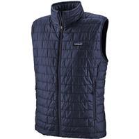 Classic Navy Patagonia Nano Puff Vest Mens